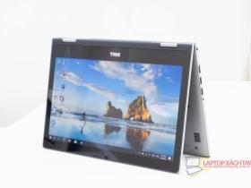 Dell Inspiron 5368 2 trong 1 - I5 6200U, Ram 8GB, SSD 256GB. Thiết kế nhôm, mỏng nhẹ, màn hình cảm ứng