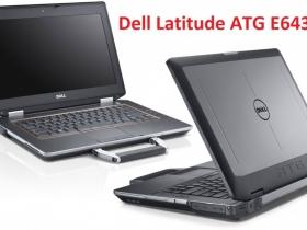 Dell Latitude 6430ATG i7 3720QM màn hình cảm ứng,vỏ thép siêu bền khủng