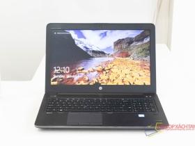 HP Zbook 15 G3 (I7-6820HQ, RAM 8GB, SSD 256G, M1000M, 15.6In) Máy Trạm Chuyên Đồ Họa.