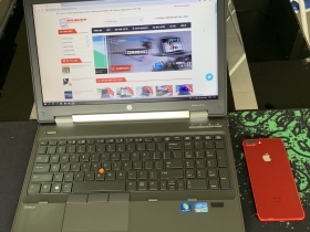 HP EliteBook 8570W (RAM 8GB, SSD180, K1000M-2GB, 15.6In) Workstation Siêu Khủng, Siêu Rẻ.