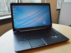 HP Zbook 17 G1 (Core I7-4700MQ, Ram 8GB, SSD 256GB, K3100M, 17.3 In) Máy Trạm Chuyên Đồ Họa.