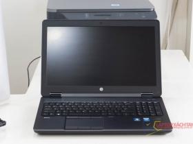 HP ZBOOK 15 i7-4800MQ, 8G RAM, SSD 256GB, K1100M 2GB Máy trạm chuyên thiết kế, đồ họa, dựng phim